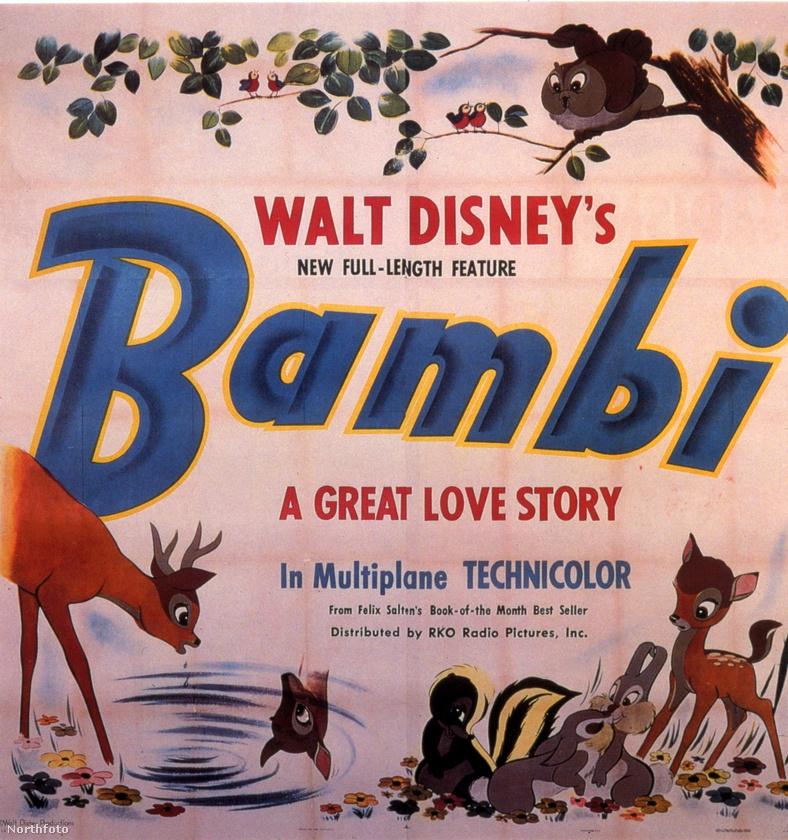 BambiA Bambi gyakorlatilag ugyanarra a sémára épül, mint az Őslények országa