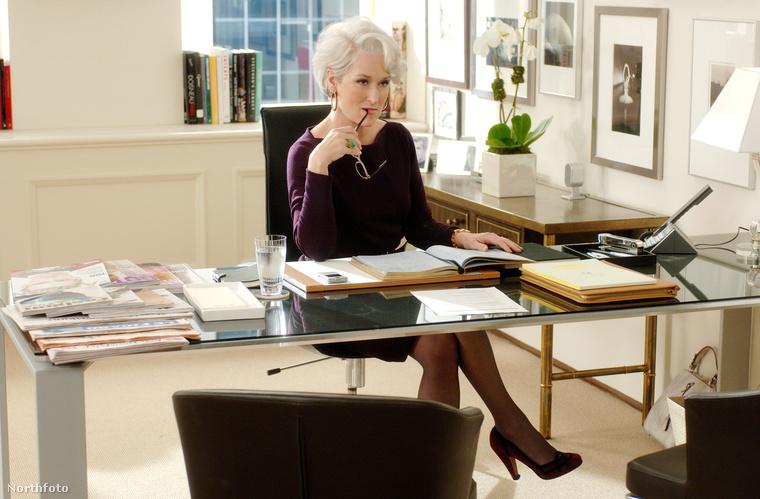Egyáltalán nem titok, hogy az amerikai Vogue magazin főszerkesztőjét, Anna Wintourt és annak asszisztenseit, illetve munkájukat/életüket vették a film alapjául.