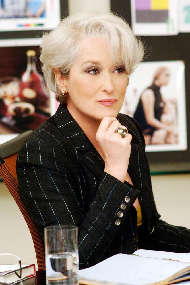Meryl Streep helyett pedig majdnem Hellen Mirren lett a befutó