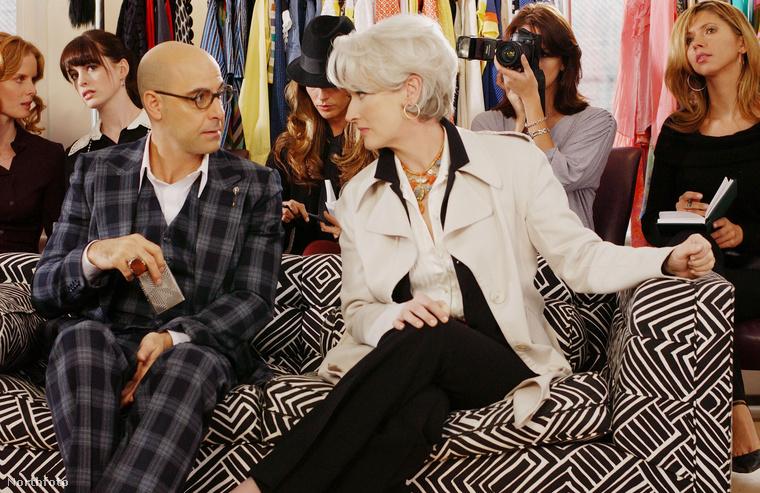 Stanley Tuccinak és Meryl Streepnek nem ez az egy közös filmje van, együtt szerepelnek még Nora Ephron filmjében, a Julie and Juliaban.