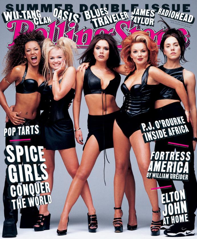 20 éve, 1996-ban senki nem gondolta volna, hogy a Spice Girlst egyszer komolyan fogja venni a popipar