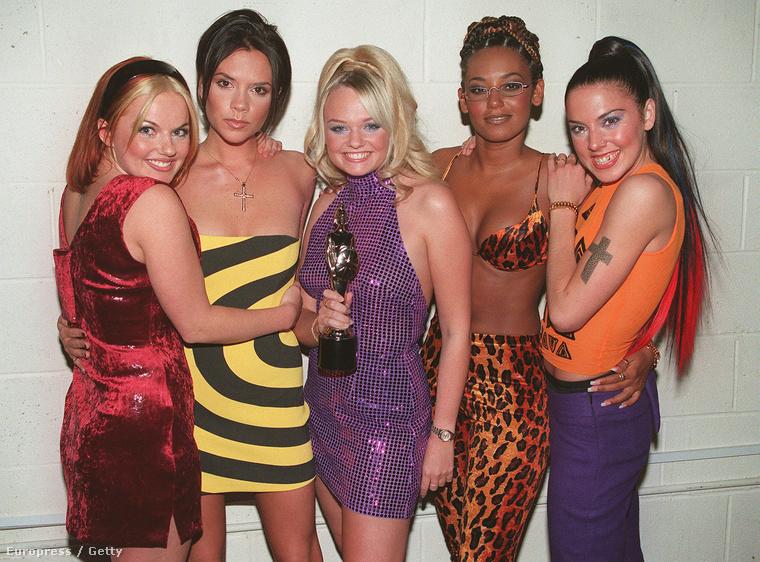 Ez már az 1998-as Brit Awards a következő év februárjában