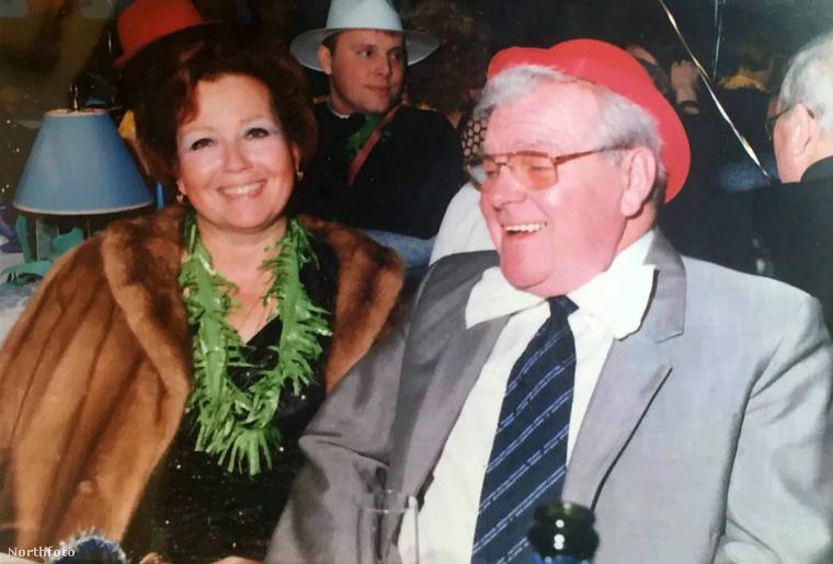 Ők ketten nagyon jól megvoltak együtt és innentől kezdve párként éltek Hanson élete végéig