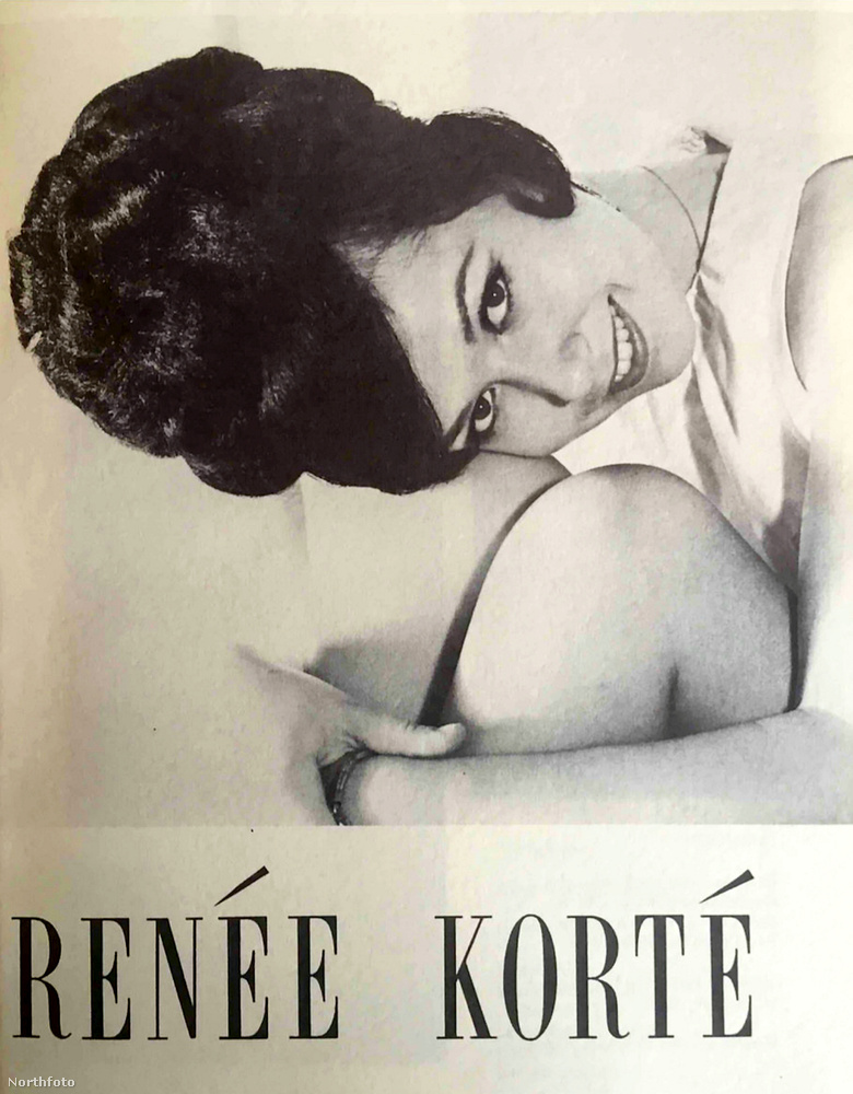 Spickenreuther annak idején Reneé Korté néven modellkedett