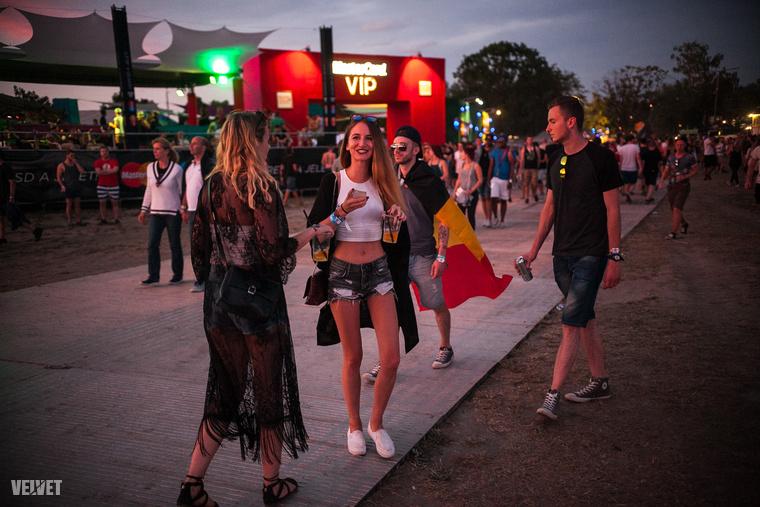 Idén is rengeteg a belga és holland fesztiválozó a Soundon