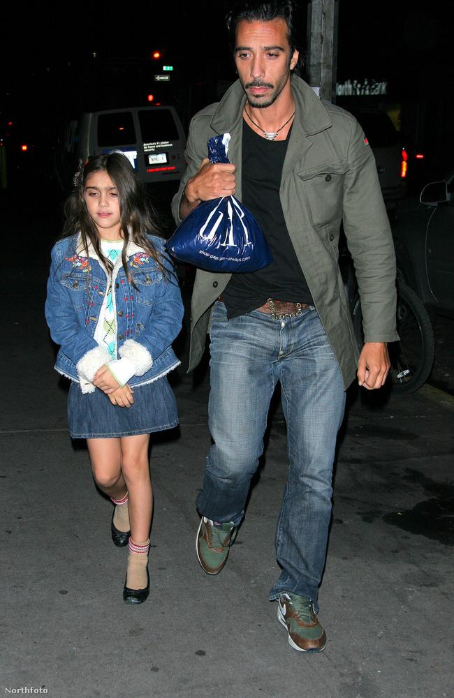 Lourdes Maria Ciccone Leon és az édesapja folyamatosan tartják a kapcsolatot.