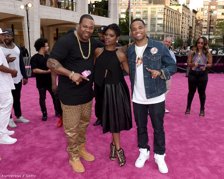 A VH1 vörös szőnyeges bulit tartott a 90-es és 2000-es évek népszerű hiphopperei és rapperei tiszteletére New Yorkban, az eseményen pedig rengeteg rég nem látott arc is feltűnt