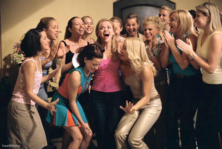 Reese Witherspoon annyira mázlista, hogy olyan szerződést kötött a film elején, hogy az összes ruhát, amit a forgatások alatt viselt, később megtarthatta.