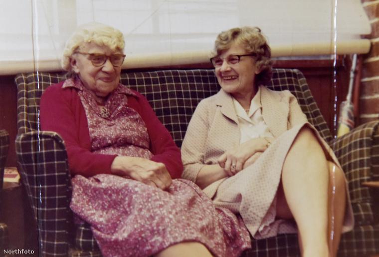 A legidősebb angol lady valószínűleg jó géneket örökölt, az édesanyja is hosszú életet élt