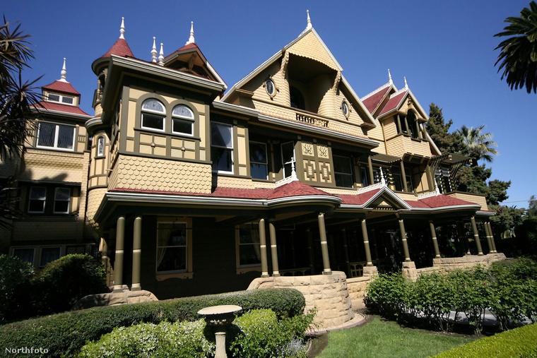 A Winchester Mystery House a kaliforniai San Joséban található