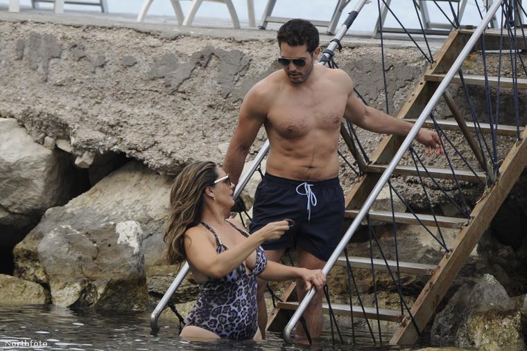 A 35 éves férfi állítólag idén januárban meg is kérte Brook kezét, ami azt jelenti, hogy a brit modell ötödszörre is menyasszonynak érezheti magát.
