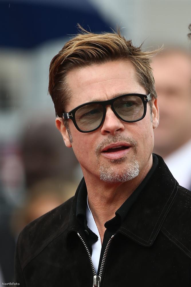 Brad Pitt-tel kezdtük a galériát, az előző kép a Thelma és Louise című film egyik jelenete, 1991-ből