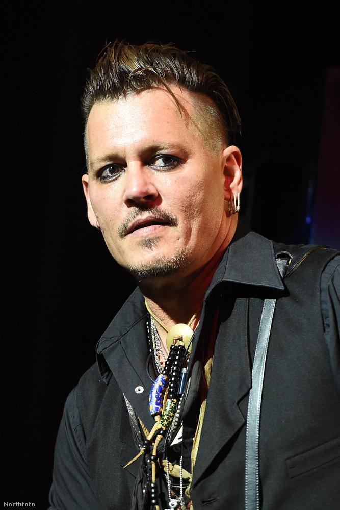 Huszonhét évvel később így néz ki az 53 éves Johnny Depp