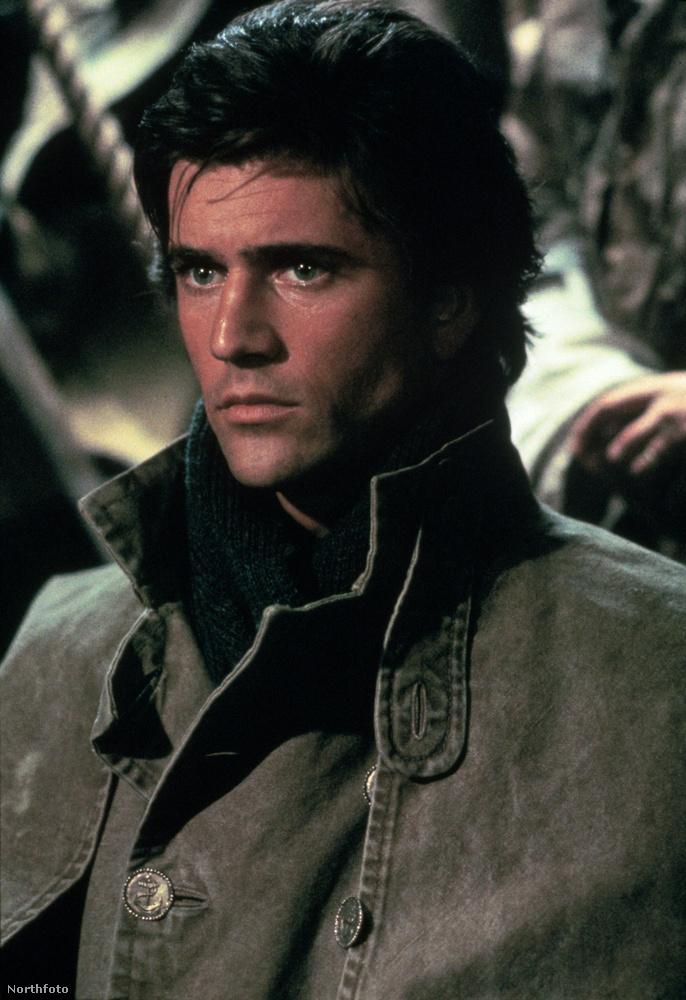 1984-ben a 28 éves Mel Gibsont a Mad Max sztárjaként ismerte a világ