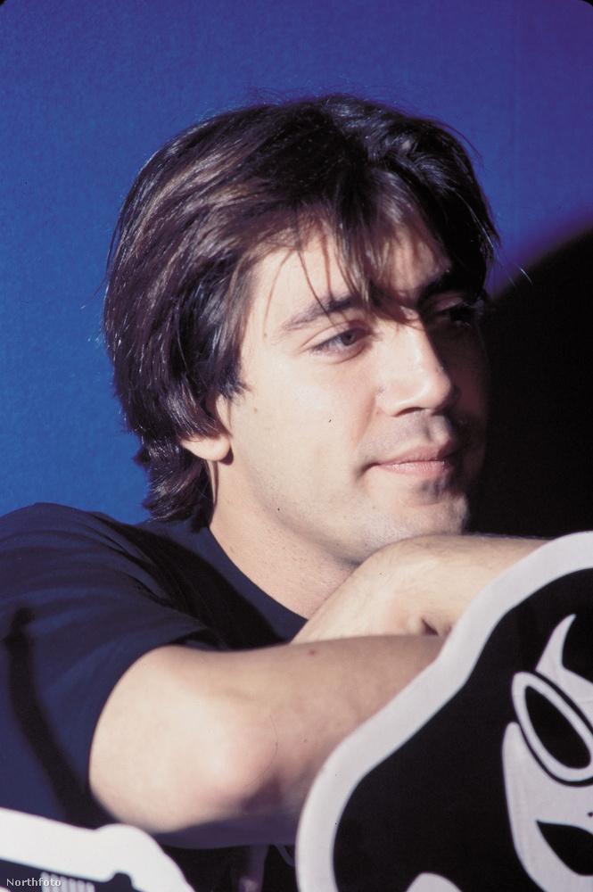 Javier Bardem 1997-ben, 28 évesen még csak álmodozhatott arról, hogy Hollywood felfigyel rá