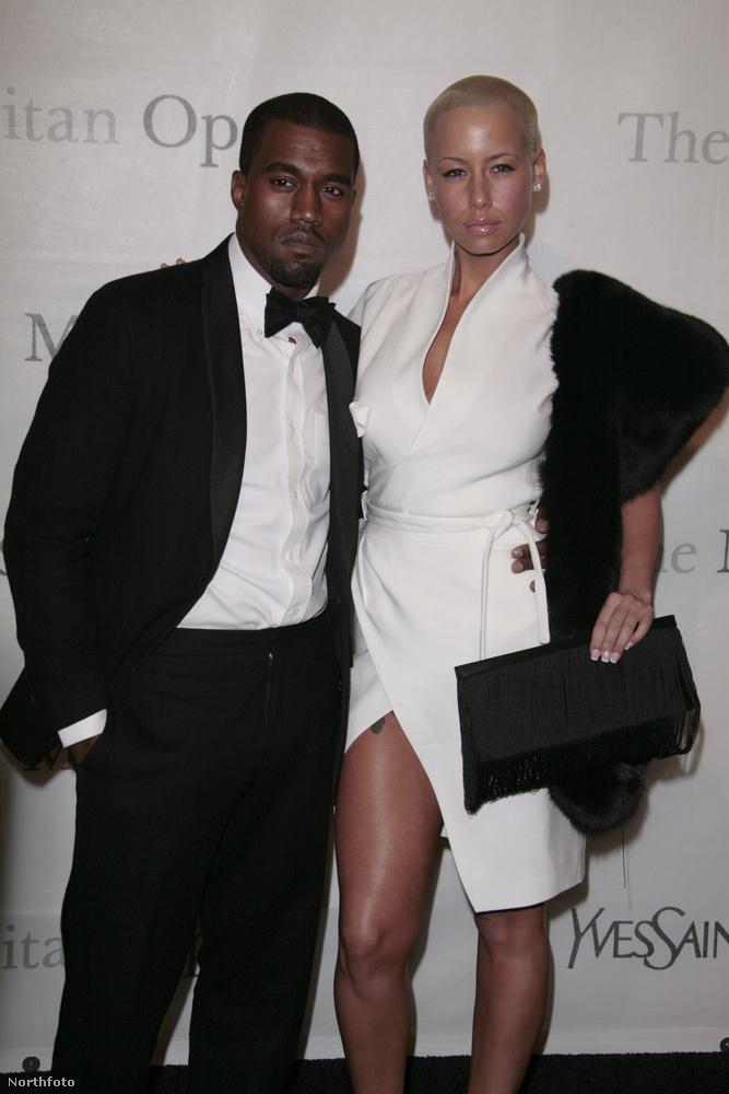 Kanye West & Amber RoseŐk 2010-ben szakítottak, de gyakorlatilag náluk is a mai napig folytatódik a sárdobálás