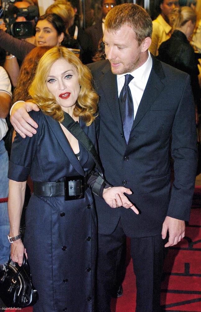 Madonna & Guy RitchieEz a válás ugyan 2008-ban volt, de annyira rosszul sikerült, hogy még mindig az van a hírekben, hogy Madonna hogyan vitázik Ritchie-vel közös gyerekük, Rocco miatt