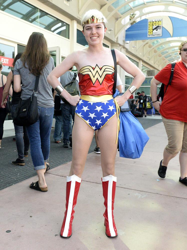 Wonder Woman egyszer