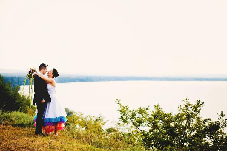 A balatoni esküvők pedig ennél talán még eggyel menőbbek.