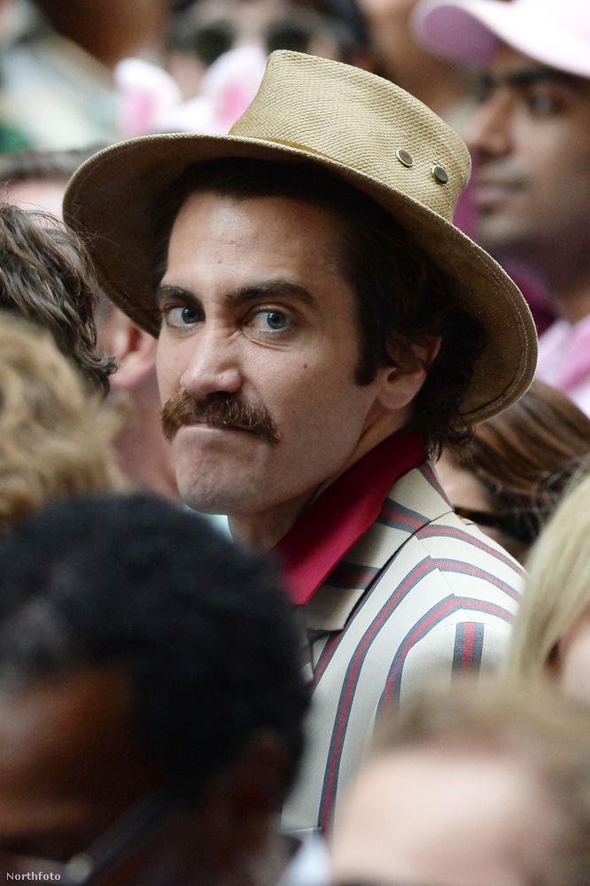 Így már kicsit nagyobb értelmet nyer a dolog: Gyllenhaal egy szerep kedvéért vált kvázi Magnummá.