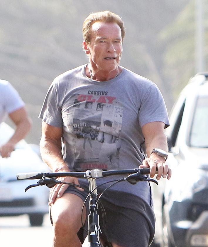 Valószínűleg nem veszünk össze senkivel, ha azt mondjuk, Arnold Schwarzenegger férfi a javából