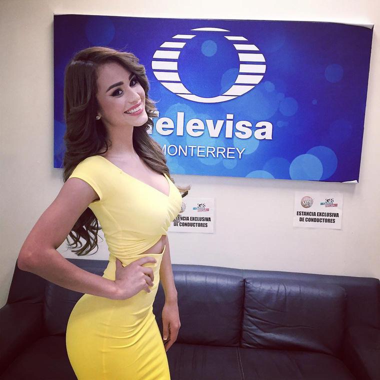 Yanet Garcia egy mexikói tévénél dolgozik időjárásjelentőként, és hatalmas népszerűségnek örvend