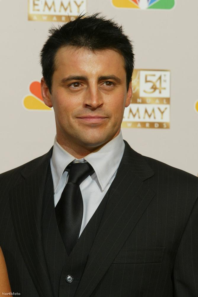 Ha névről nem menne, ő az - a Jóbarátok Joey-ja.