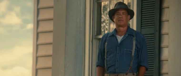 Tom Hanks játssza az apát,