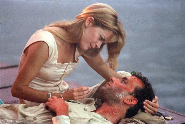 Első közös filmjük 1990-ben a Joe és a vulkán volt