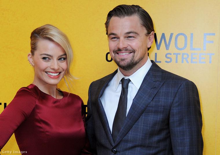 Egyébként abban, hogy a karrierje szinte egyik pillanatról a másikra ívelt az egekbe, állítása szerint, DiCaprio keze is benne van