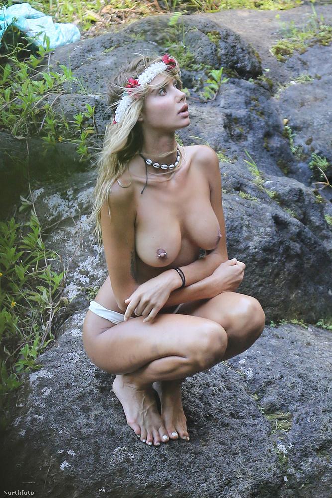 Sahara Ray modell, de nem kettesben utazott Bieberrel Hawaii-ra