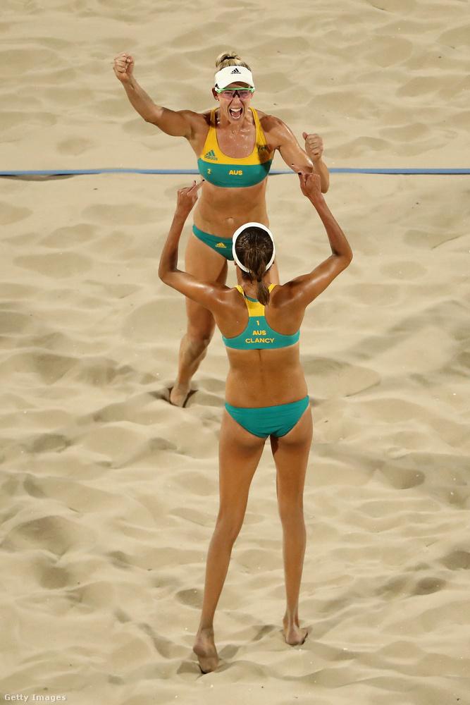 A homok copacabanai, nem rossz