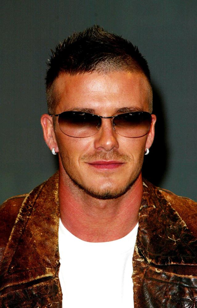 Már csak imádkozni kell, hogy David Beckham többi, elhíresült frizuráját ne célozza meg a fia