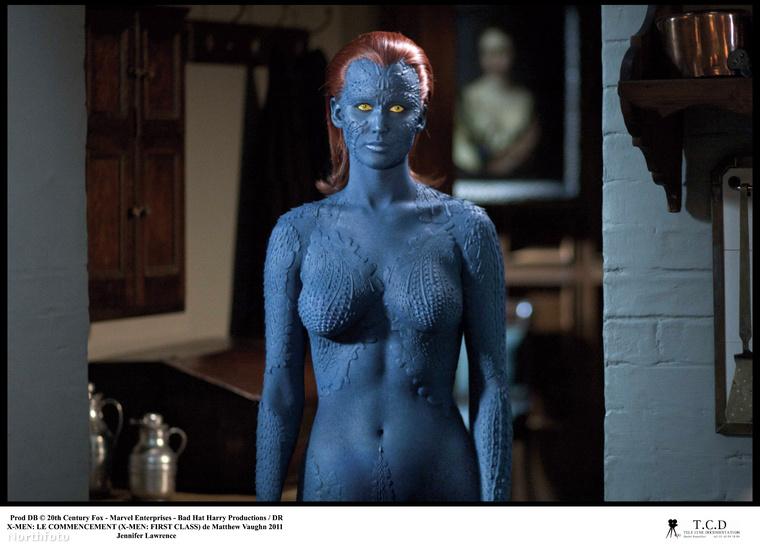 Az Éhezők viadalával lett igazán ismert, pedig még előtte, pont abban az évben szerepelt az X-Men: Az elsők című filmben.