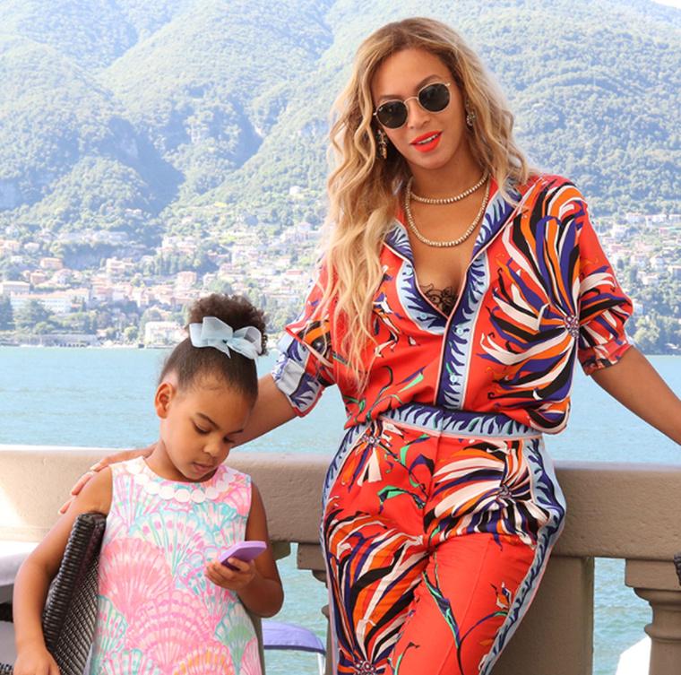Beyoncé 2014-es nyaralását láthatta az előbb