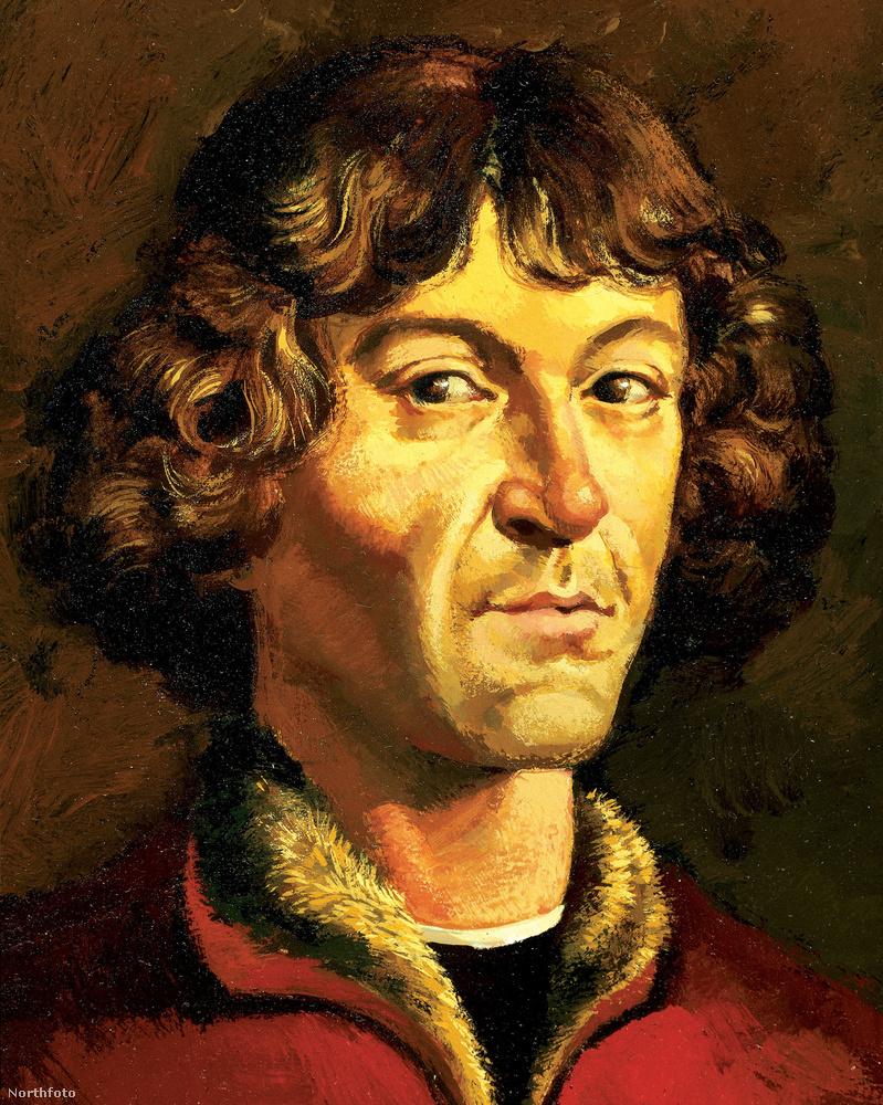 Copernicus a hetedik, pedig neki a napközpontú világrendszerünket köszönhetjük.