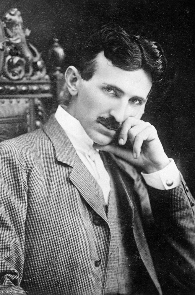 Mindezen együtthatók és változók számolgatásával jött ki Nikola Tesla minden idők 14