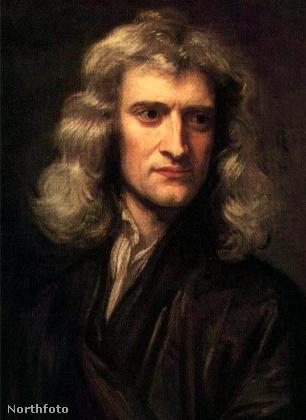 A dobogóról épphogy lecsúszó Isaac Newton negyedik helyezése se mondható épp szégyennek.