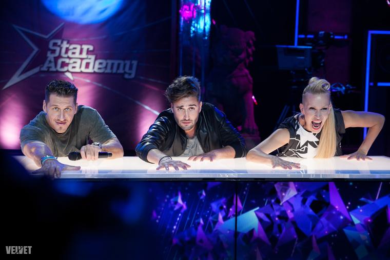 Szombaton indul a TV2 új műsora, a Star Academy, ami egyszerre reality és tehetségkutató