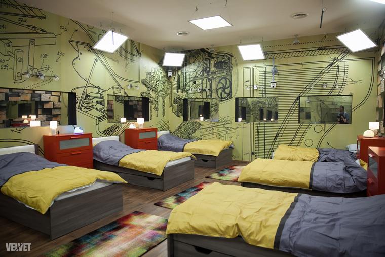 Ez a hálószoba
