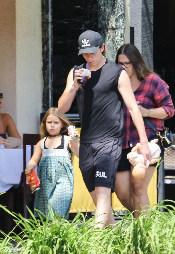 Ők Beckhamék