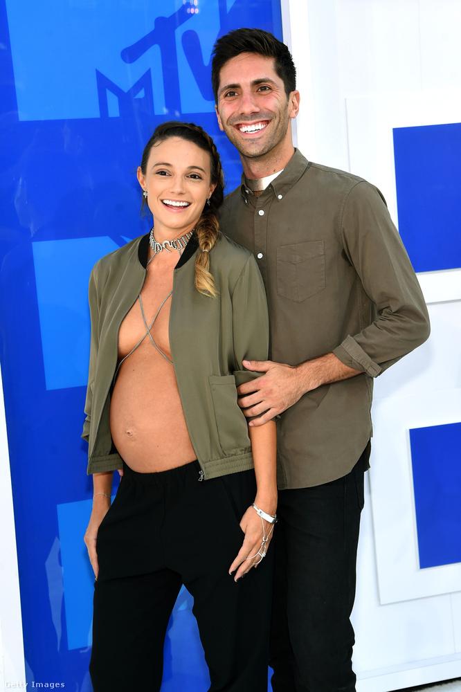 A legnagyobb megdöbbenést pedig Nev Schulman terhes barátnője okozta.