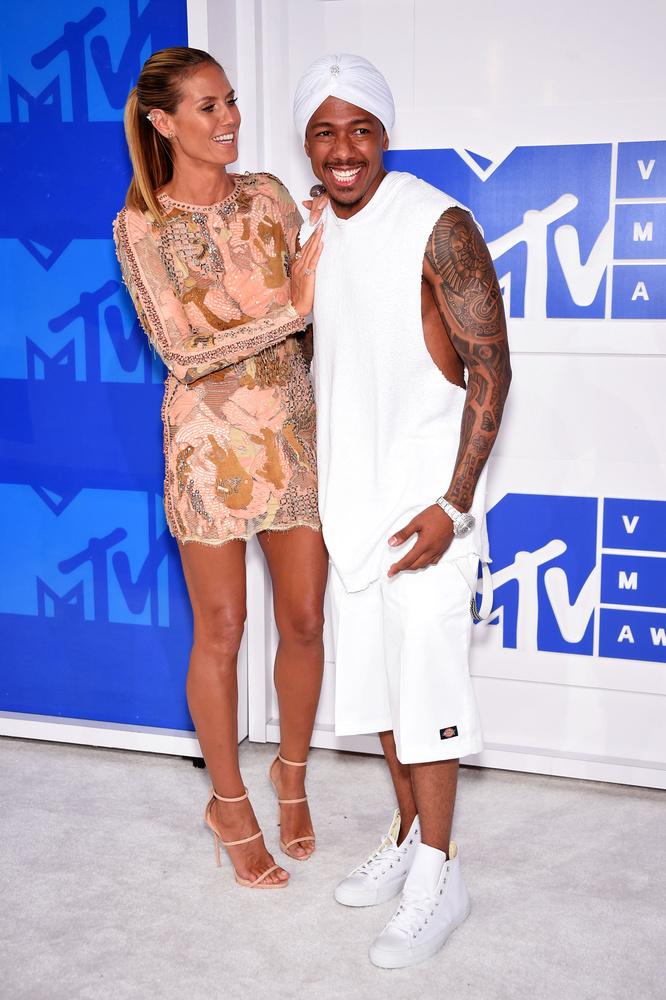 Miért fogdosta egymást ilyen lelkesen az MTV VMA-n Heidi Klum és Mariah Carey exférje? A fene tudja
