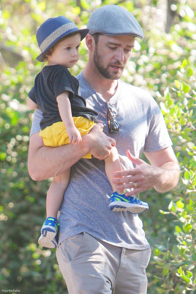 Silas Timberlake viszont  aranyos srácnak tűnik, nemrég múlt egyéves.