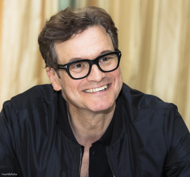 Colin Firth pedig csodálsabb, mint valaha.
