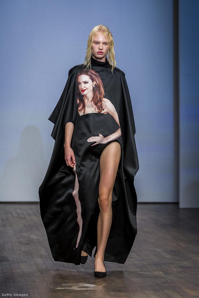 Ez a ruha egy másik, mémmé vált ruhából csinál viccet