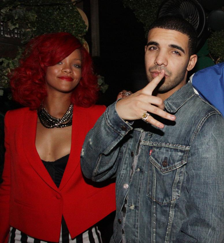 Innen egyértelműen le voltak osztva a szerepek: Drake volt a jó fiú, akinek mindenki drukkolt