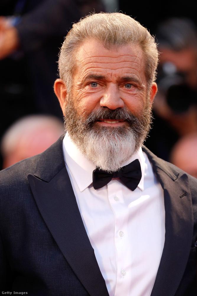 Mel Gibson nem tűnt el, sőt! Ott volt a Velencei filmfesztiválon, és végre nem úgy nézett ki, mint egy leharcolt hajléktalan.