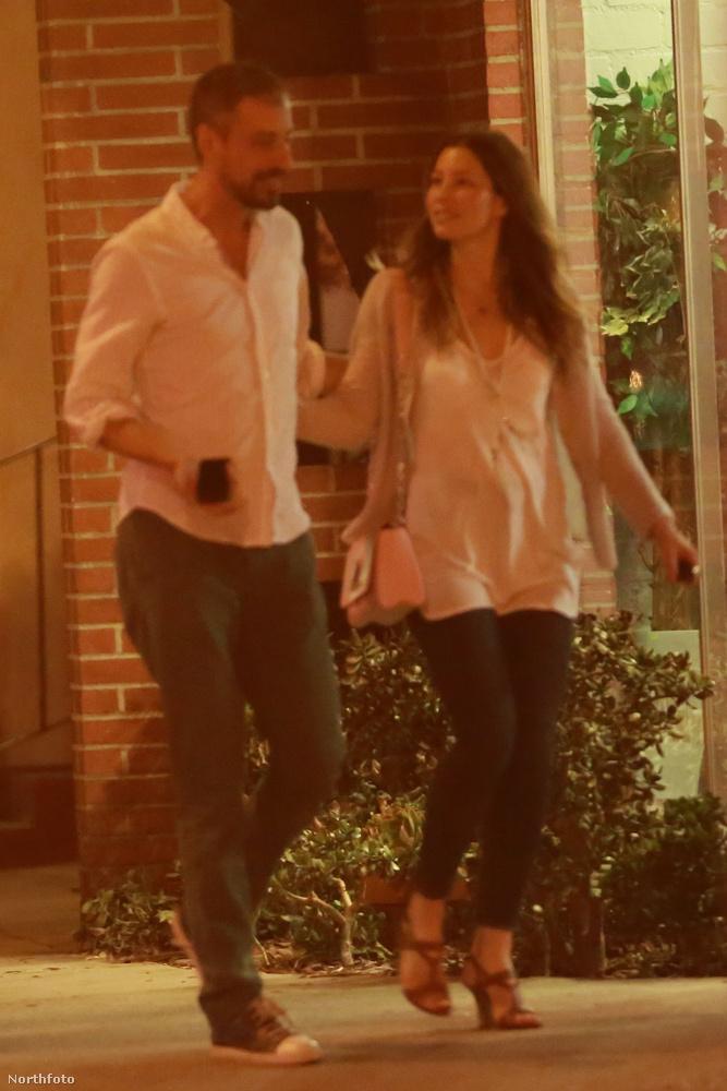 Jessica Biel, Justin Timberlake felesége látszólag vígan éli az életét.