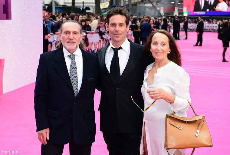 James Kellis alakítja Bridget Jones meleg barátját, Tom-ot a filmben
